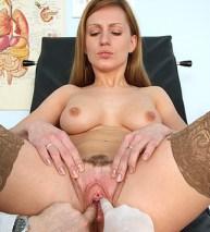 Prohlídka kundičky aneb vítejte na gynekologii (Viktorie)