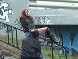 Šukání na schodech aneb sex na veřejném místě