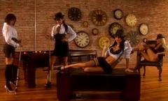 Čtyři mafiánské lesbičky