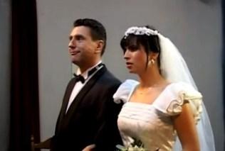 Čerstvá nevěsta Renata Black ukojí dva muže