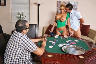 Manželka prohraná v pokeru (Shyla Stylez, Keiran Lee)
