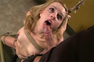 Americký BDSM sex, aneb mučení otrokyně Lexi Belle!