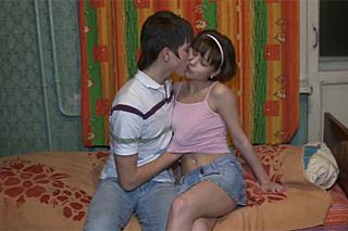 Sex za peníze s ruskou středoškolačkou!