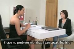 FemaleAgent Ana Rose a modelka Ana Bell Evans – české porno