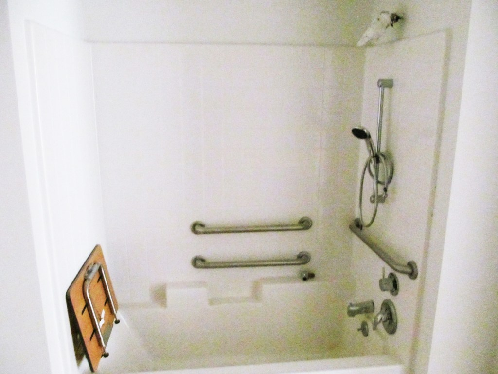 Bath tubs and showers