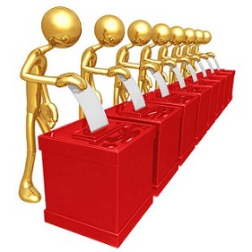 Free election/www.lumaxart.com/flickr
