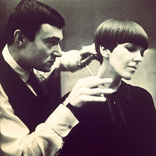 Mary Quant and Vidal Sassoon/Francesca Romana Correale/flickr