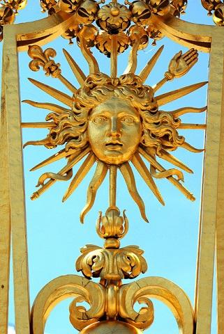 Dennis Jarvis/France-000312-Louis XIV - Sun King/Flickr