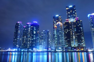 busan-night-marine-city