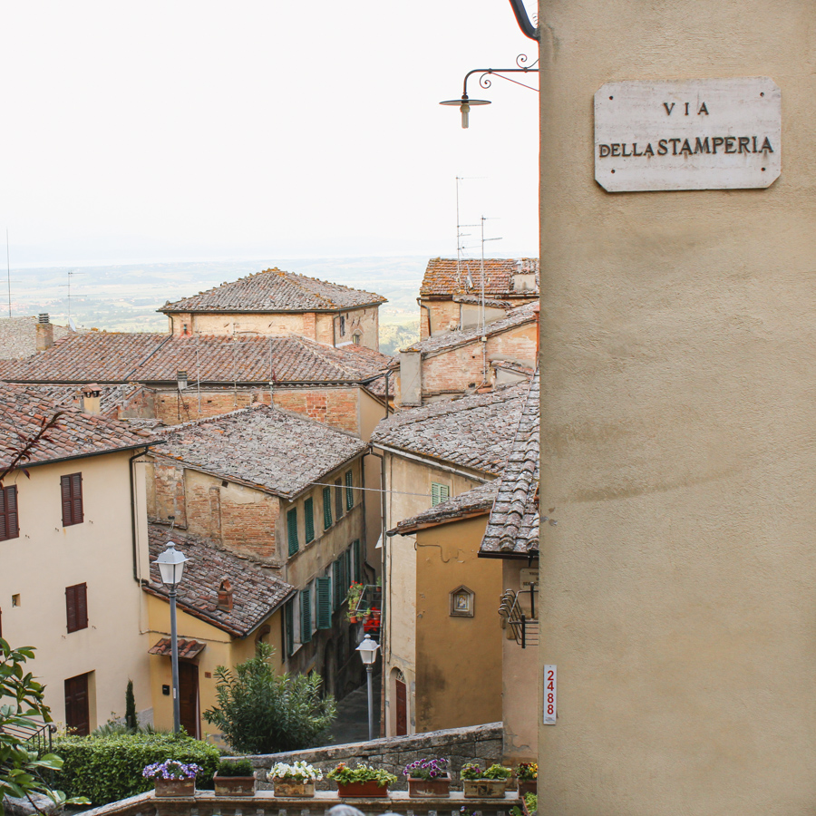 Tuscan Towns: A Photo Diary