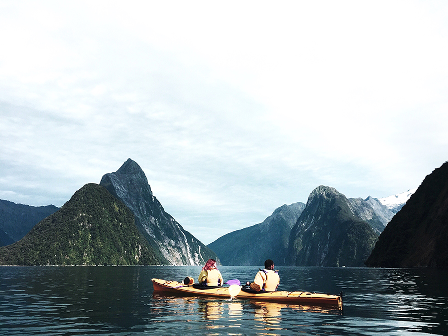 Milford Sound South Island Photo Diary