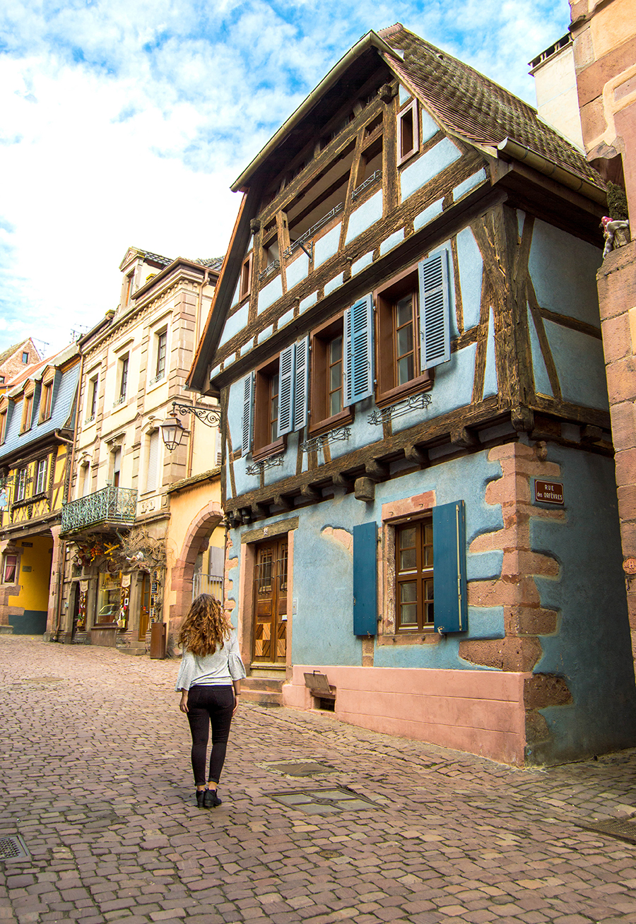 The Fairytale Region of Alsace