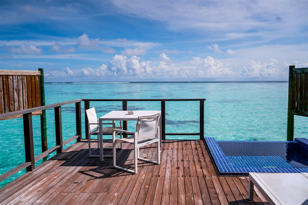 Serenity Found In The Tropical Maldives