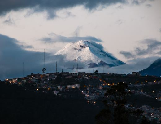 Change Is Good: A Traveler's Story In Quito, Ecuador