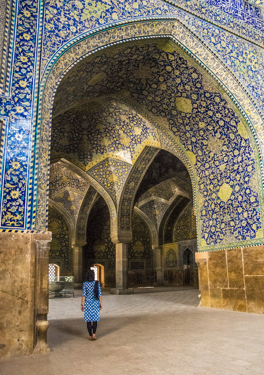 Lessons From Iran: Learning Not To Judge
