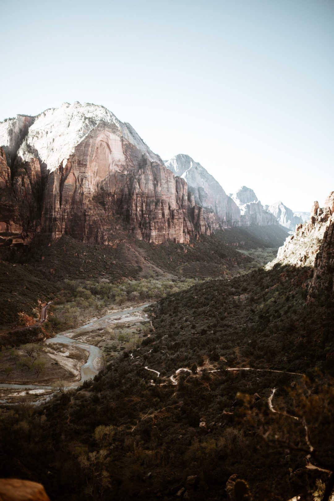 A Guide to Holiday Hiking in Zion National Park