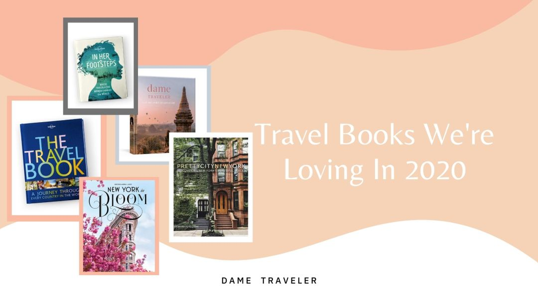 Travel Books We're Loving in 2020