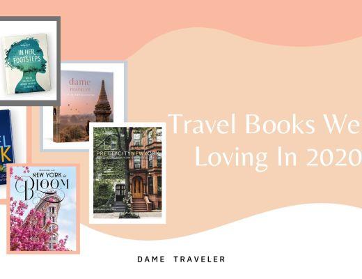 Travel Books We're Loving in 2020