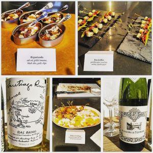 Albarino Food and Wine