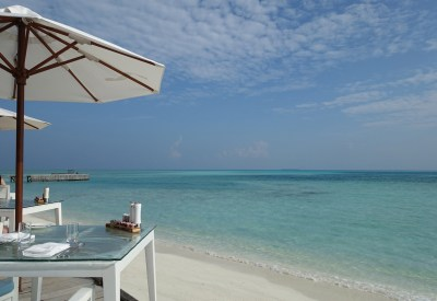 Conrad Maldives Restaurant Menus and Review