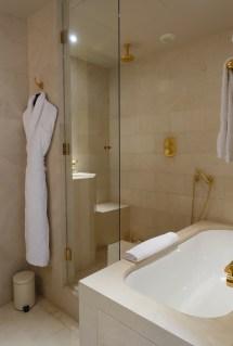 Bathroom at Hyatt Paris