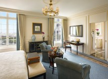 Shangri-La Hotel Paris Rooms