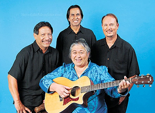 Olomana performs at the Hilton Hawaiian Village every Friday Night