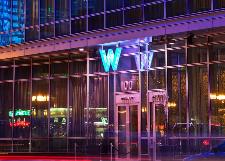 W Boston Hotel Review