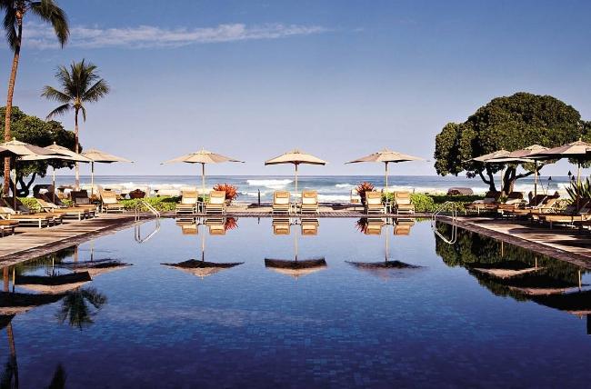 Best Big Island Hawaii Luxury Hotels - Four Seasons Hualalai