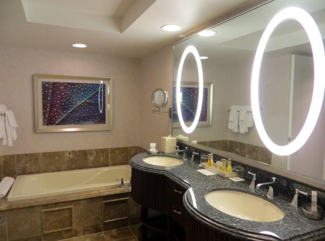 Bellagio Las Vegas Hotel Review Virtuoso Benefits and