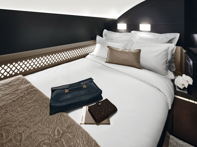 Etihad A380 The Residence and First Apartments