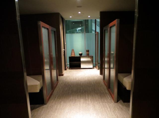 Thai Airways Royal Orchid Lounge Bangkok Review and Photos