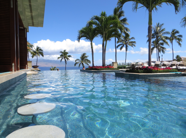 poolside lounge chairs accent chair under 100 dollars four seasons resort maui at wailea review