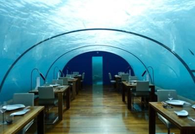 Conrad Maldives Restaurant Menus and Review | TravelSort