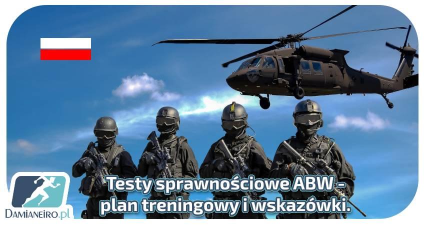 Test sprawnościowy ABW