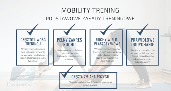 mobility trening