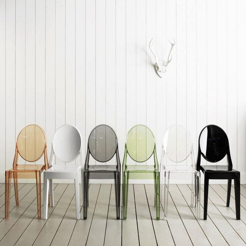 Kartell Louis Ghost Chair  Product Design