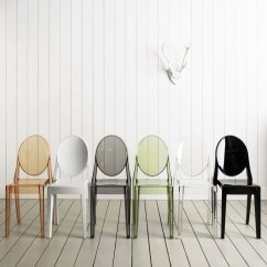 Transparent Polycarbonate Chairs Aeron Chair Parts Kartell Louis Ghost | Product Design