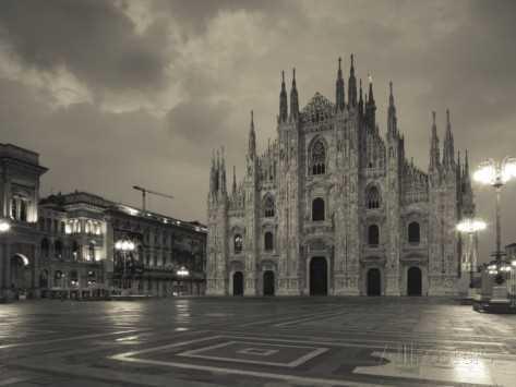 de vizitat în Milano