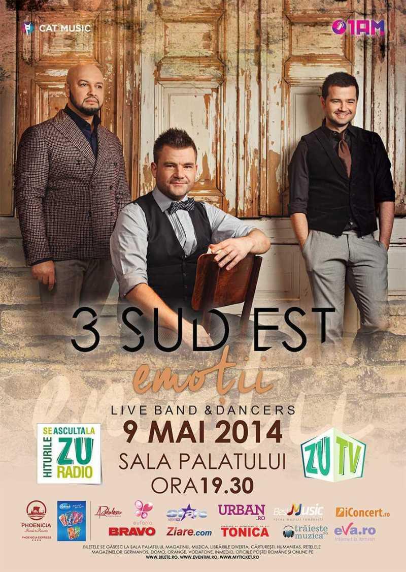 Concert 3SE @ Sala PalatuluiConcert 3SE @ Sala Palatului