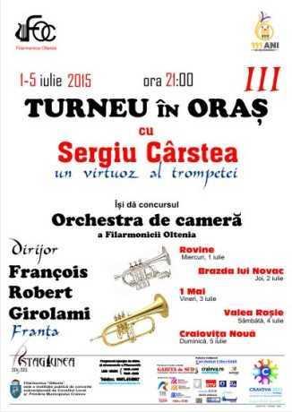 Filarmonica Oltenia - Turneu În Oraș III