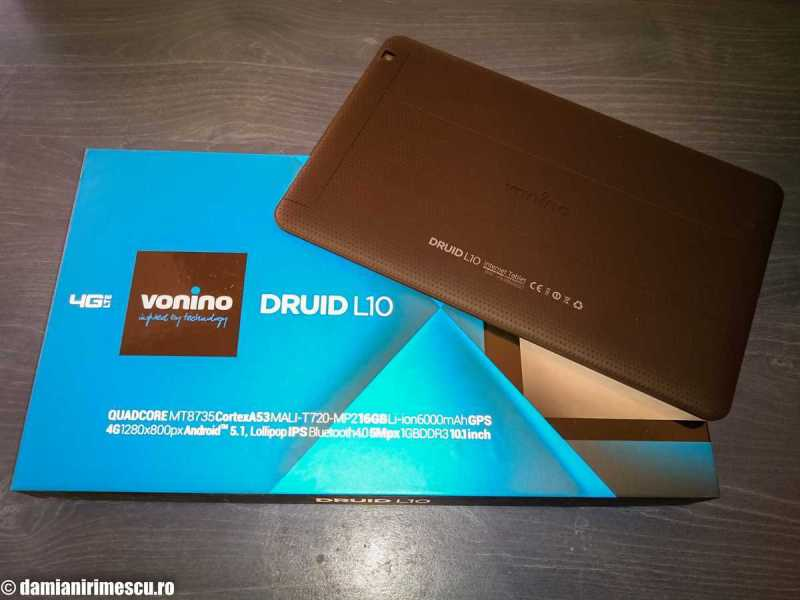Review Vonino Druid L10