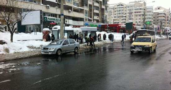 Inchideri străzi Craiova