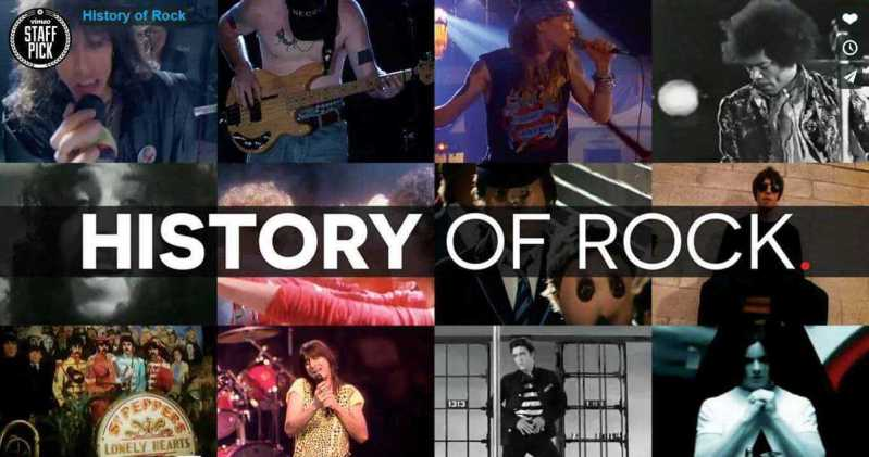 The History of Rocl