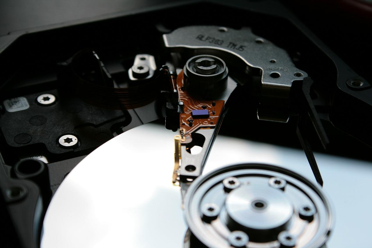 Harddisk Formatat Complet
