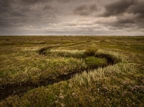 Salt Marsh Stiffkey, Norfolk. Landscape Photography
