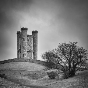 Landscape Photography of Broadway Tower Worcestershire