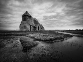 St Thomas à Becket Church Kent Landscape Photography