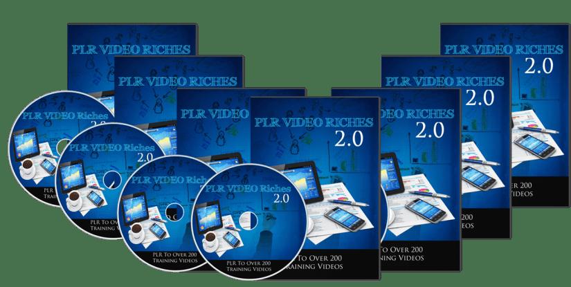 PLR Video Riches 2.0