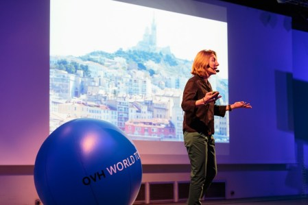 KEYNOTE OVH WORLD TOUR 2014 MARSEILLE